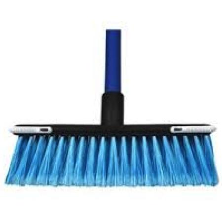 Promo Household Flagged Broom - Pinnacle Protection