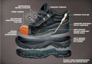 Pro Fit Safety Footwear - Safety Shoe