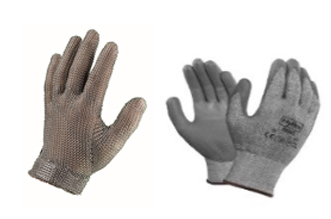 PPE Glove Selection Guideline Cut resistant gloves