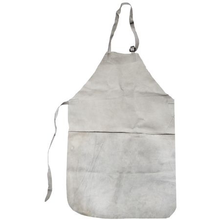 Chrome-leather-apron-ONE-PIECE
