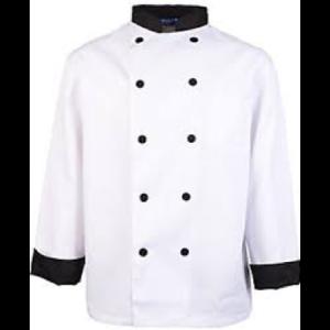 Executive Long Sleeve Chef Jacket