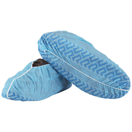 Non-woven-non-skid-shoe-cover